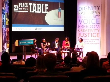 Ford Foundation Presentation of A Place at the Table