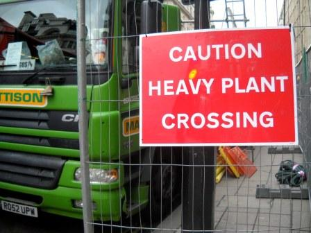 Jonathan J Halperin UK picture Cuation Heavy Plant Crossing