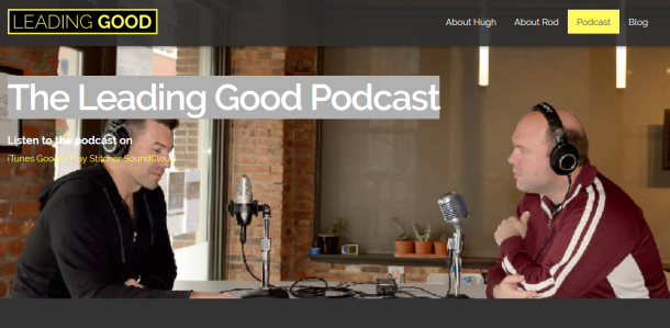 Leading Good Podcast